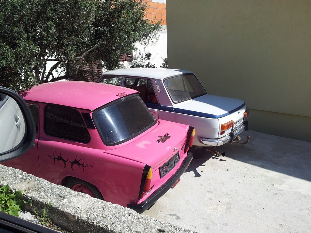 Autoverhuur in Kroatie