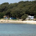 Camping San Polo in Bale