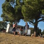 Staanplaats camping Amarin