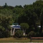 Natuur op camping Amarin