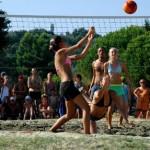 Sport op camping Amarin