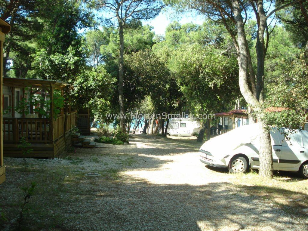 Camping Kozarica in Pakostane