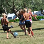 Sport op camping Amarin, Rovinj