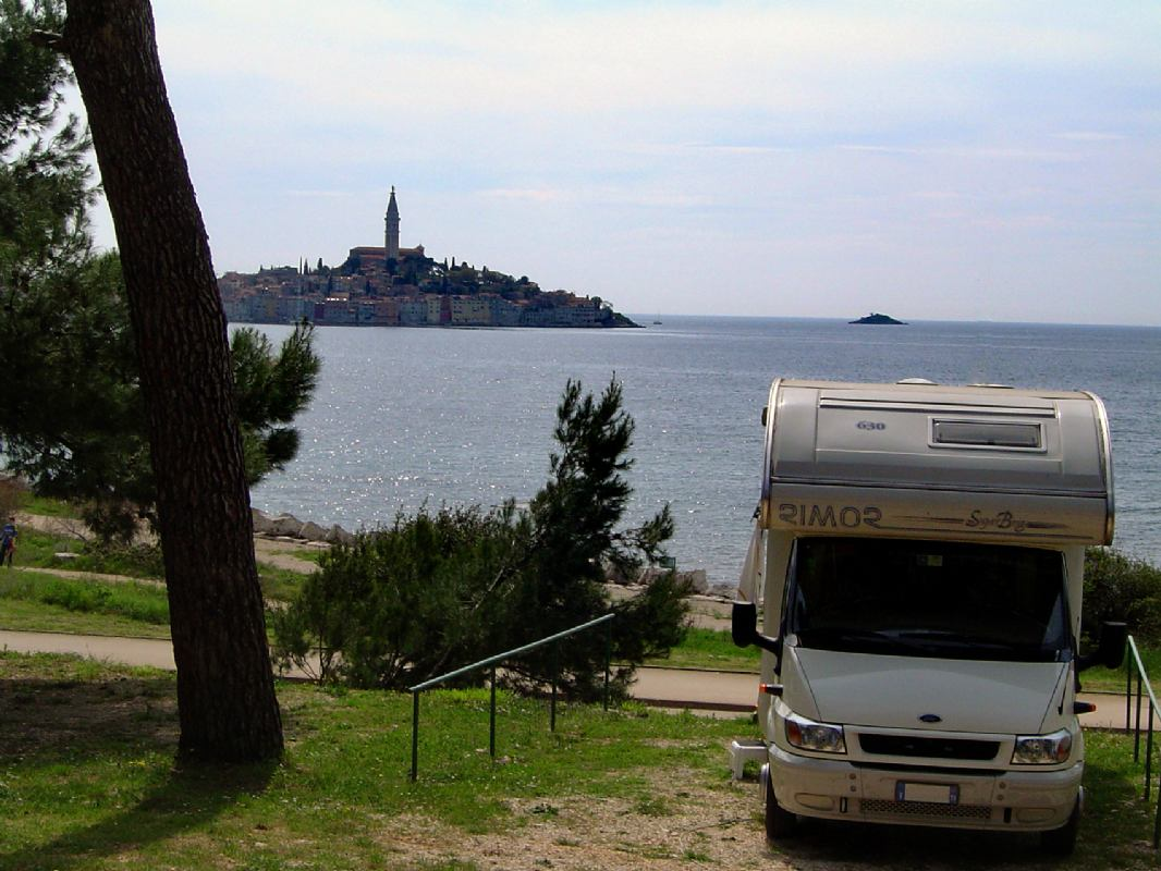Camping Porton Biondi Rovinj