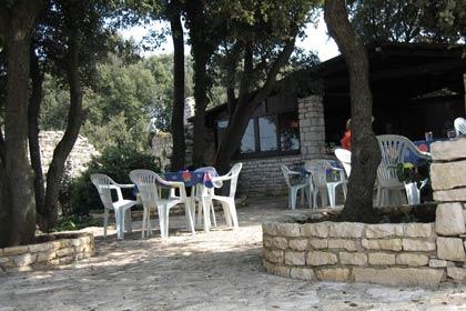 Camping San Polo Bale Restaurant