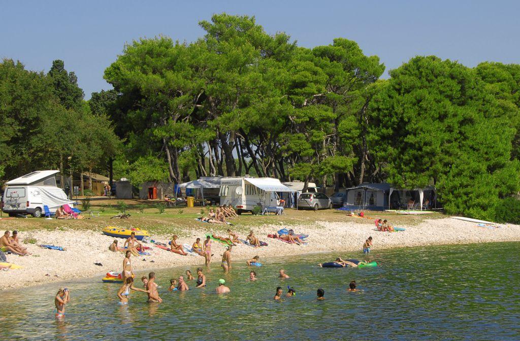 Camping Stoja Pula