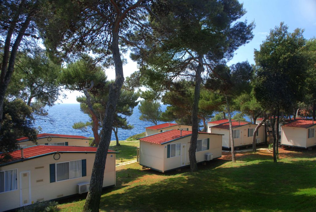 Stacaravans Camping Stoja in Pula