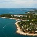 Camping Zelena Laguna Porec Istrië Kroatië