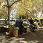 De markt in Split