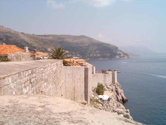 Stadsmuren Dubrovnik