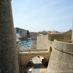 Dubrovnik brug in centrum