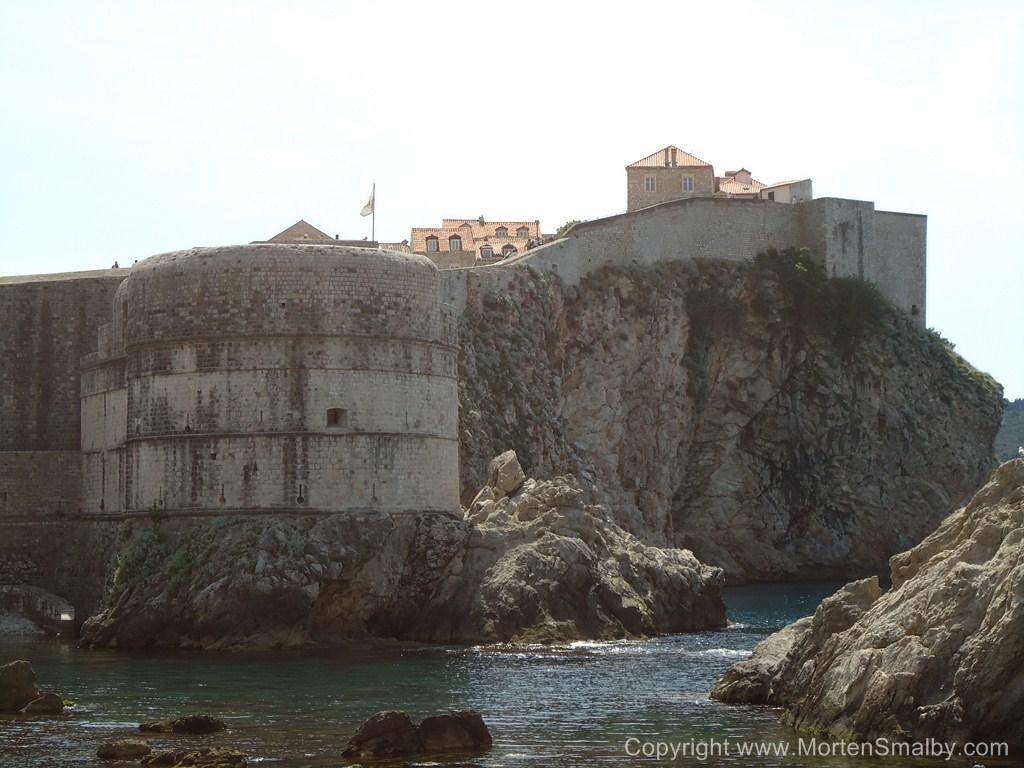 Dubrovnik's stadsmuren