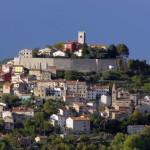 Motovun Istrië Kroatië