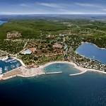 Naturistencamping Valalta Rovinj Istrië Kroatië