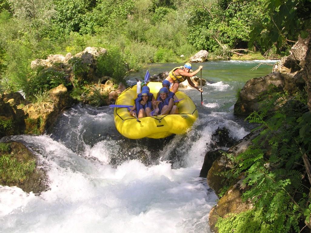 Rafting Kroatie 18