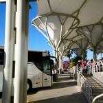 Vliegveld Split bus