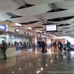 Vliegveld Zadar terminal