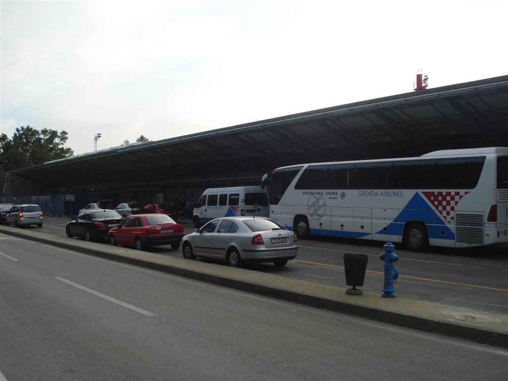 Vliegveld Zagreb