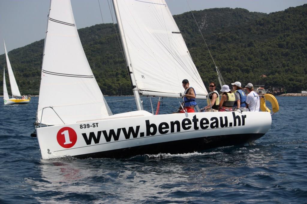 Beneteau zeilboot