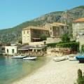 komiza Dalmatië Kroatië