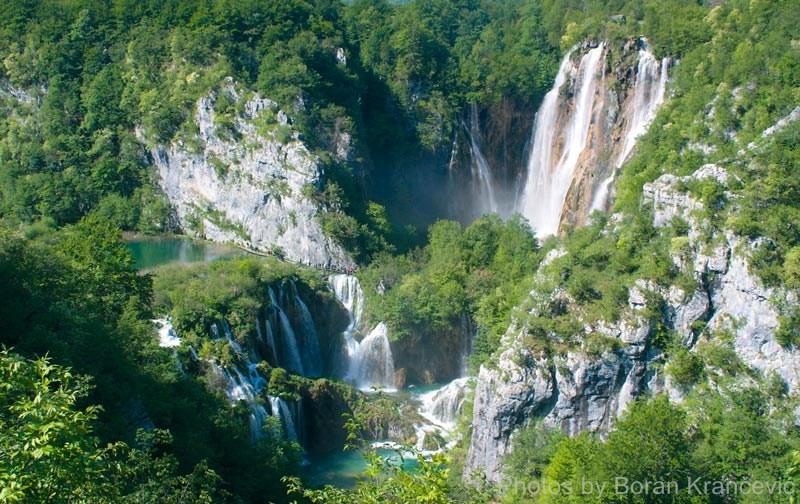 Nationaal Park Plitvice Info Voor Een Bezoek Aan De Meren