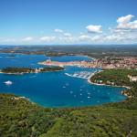 Rovinj Istrië Kroatië