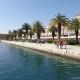 Split boulevard en paleis