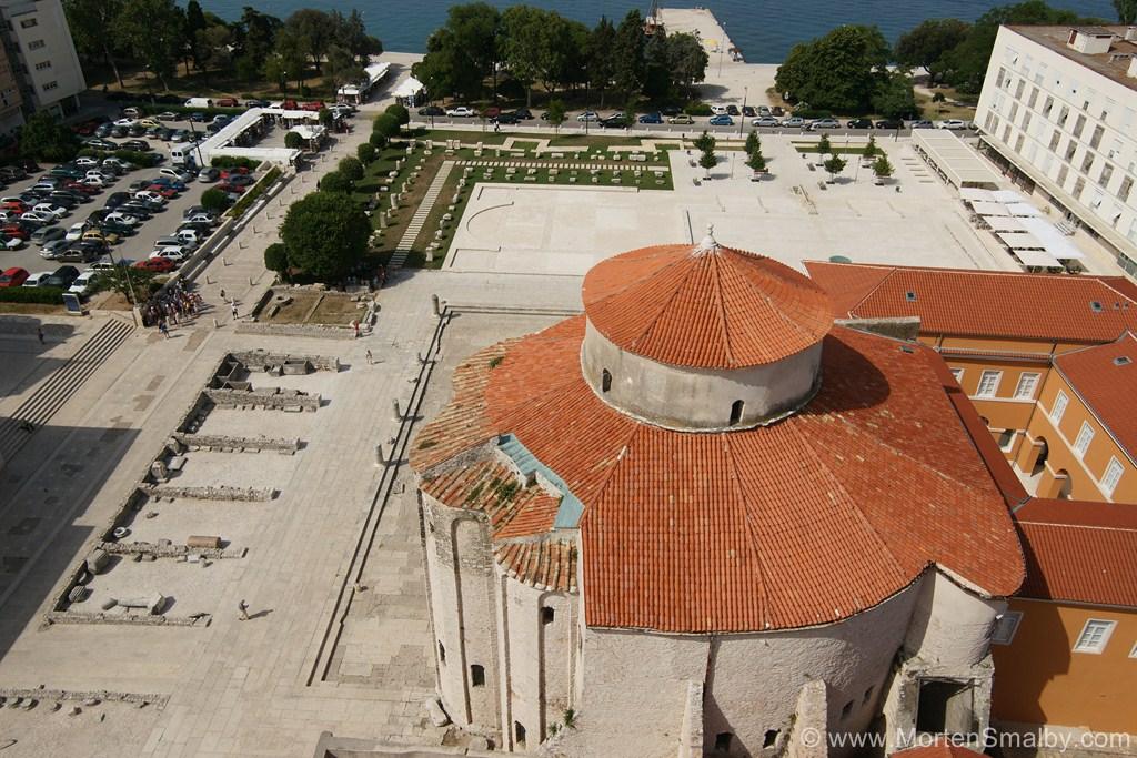 Vakantie in Zadar