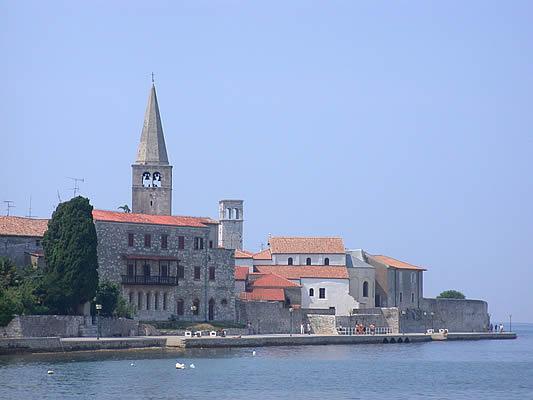 Porec Kroatie