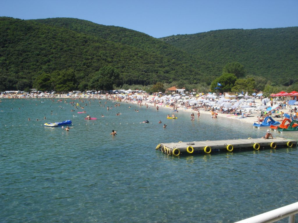 Strand Camping Oliva