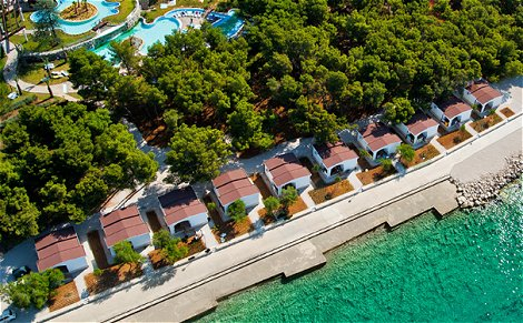 Villa's op Resort Solaris Sibenik