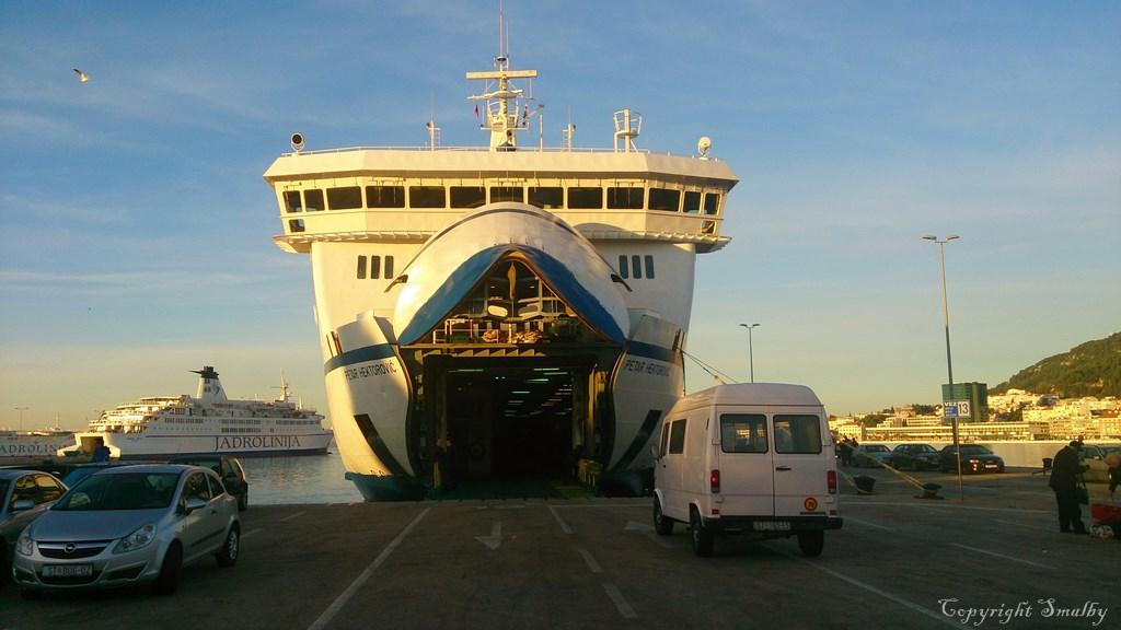 veerboot Split