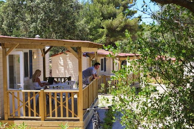 Camping Solitudo Dubrovnik stacaravans