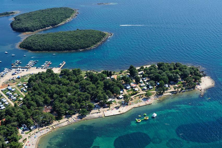 Camping Valkanela Istrie