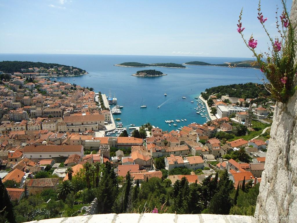 De kroatische eilanden wat is jouw ideale eiland - In het midden eiland grootte ...