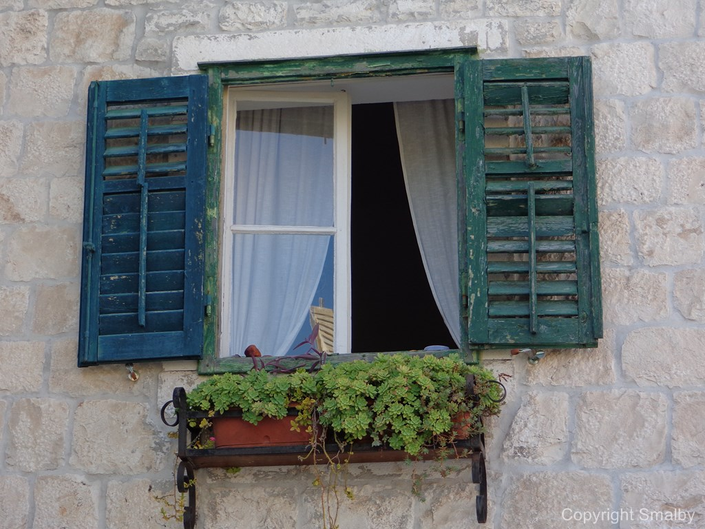 Appartementen in Kroatie