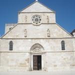 Kerk centrum Pag