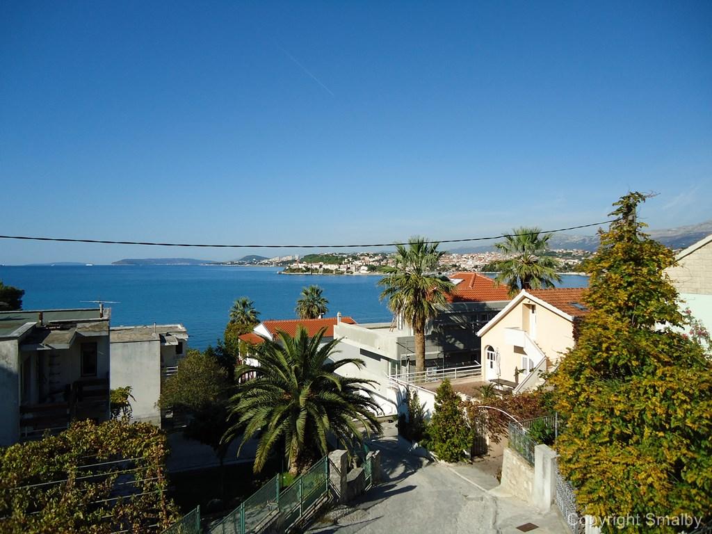 Uitzicht Hotel Eden Podstrana