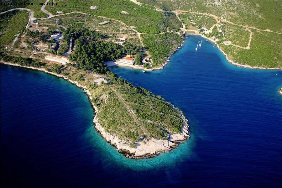 Camping Vira eiland Hvar