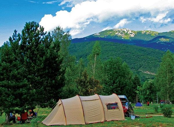 Camping Borje Plitvice