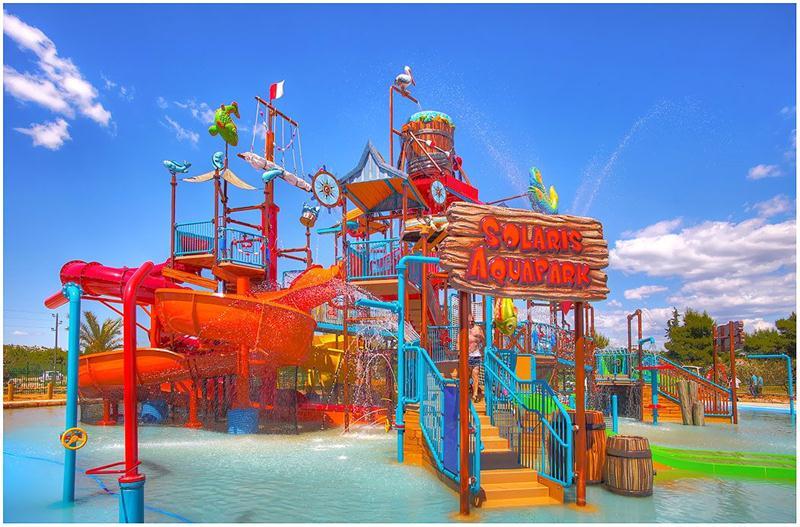 Solaris Sibenik Aquapark