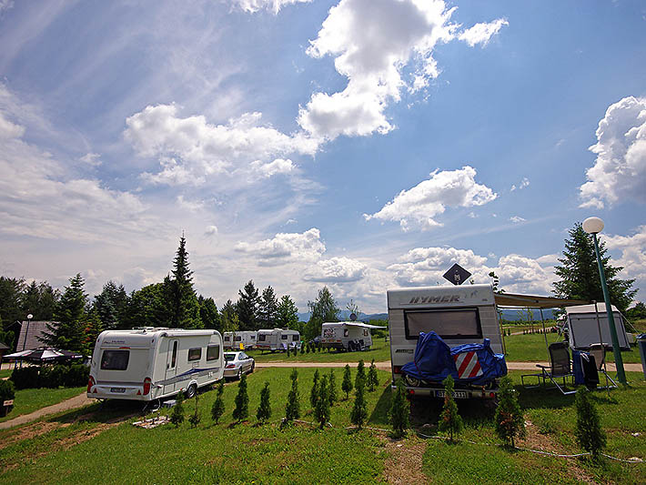 Camping Turist Grabovac (Plitvice)