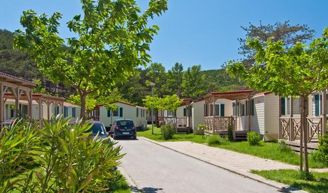 Stacaravans camping San Marino Rab