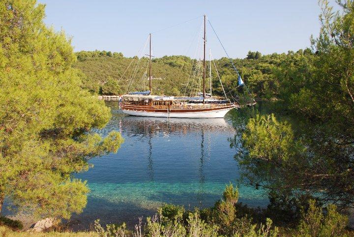 Kroatie gulet cruise