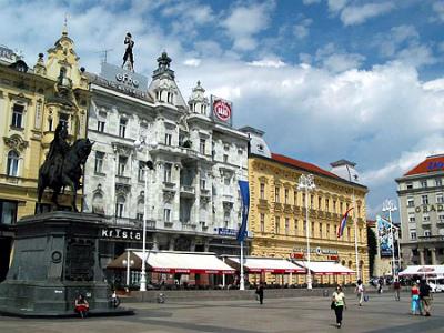 Zagreb centrum