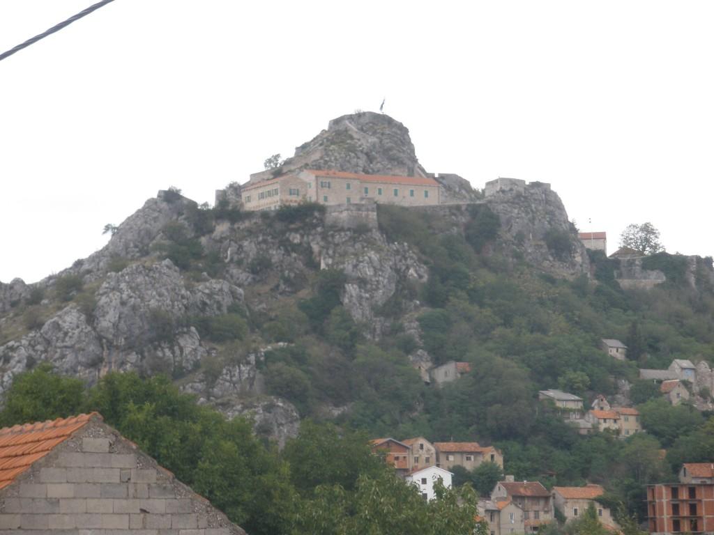 Knin fort
