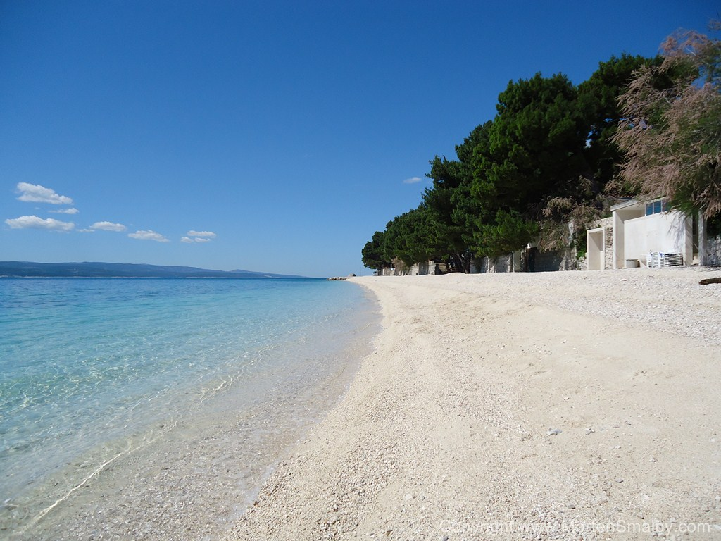 Stranden Kroatie