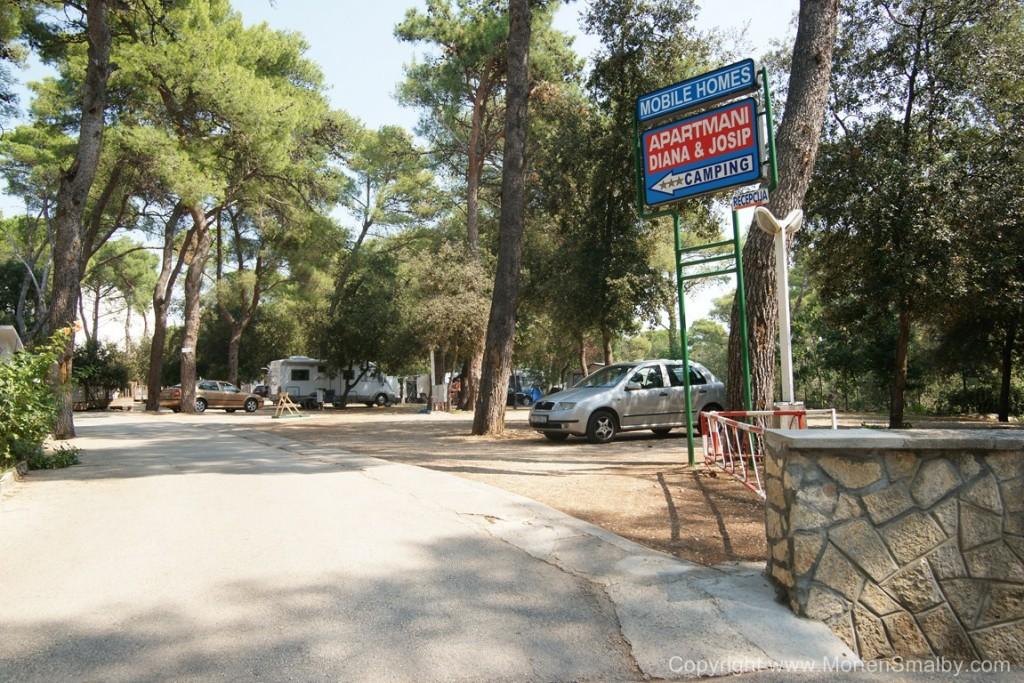 Camping Diana & Josip in Biograd