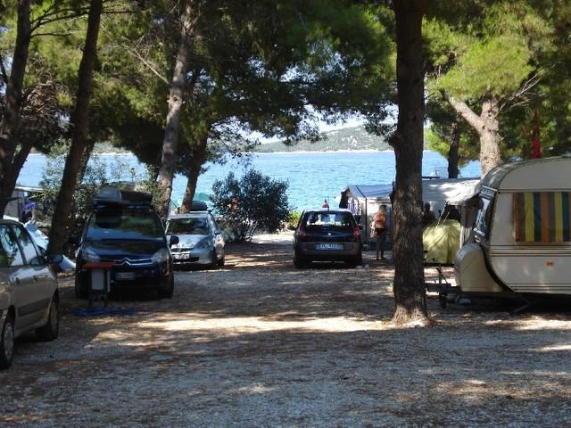 Camping Jasenovo in Zaboric