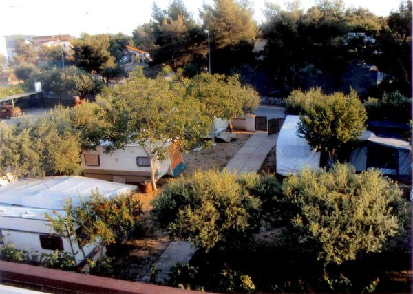 Camping Oliva in Vodice